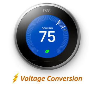 BYOD Nest Pro Smart Thermostat  Professional Installation + Up To 3 Fan Speeds Included (T2)