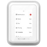 Honeywell Home T10 WIFI Smart Thermostat w/ Professional Installation + 1 Remote Sensor + Single Speed Included (T5)