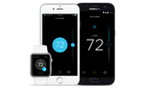 Ecobee3 Lite Smart Thermostat with Professional Installation + 1 Remote Sensor (single fan speed only) (T2)