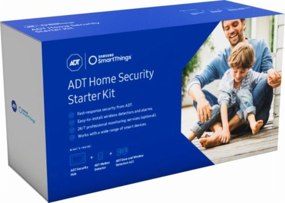 SmartThings ADT Home Security Starter Kit