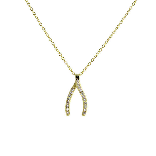 SPARKLE WISHBONE