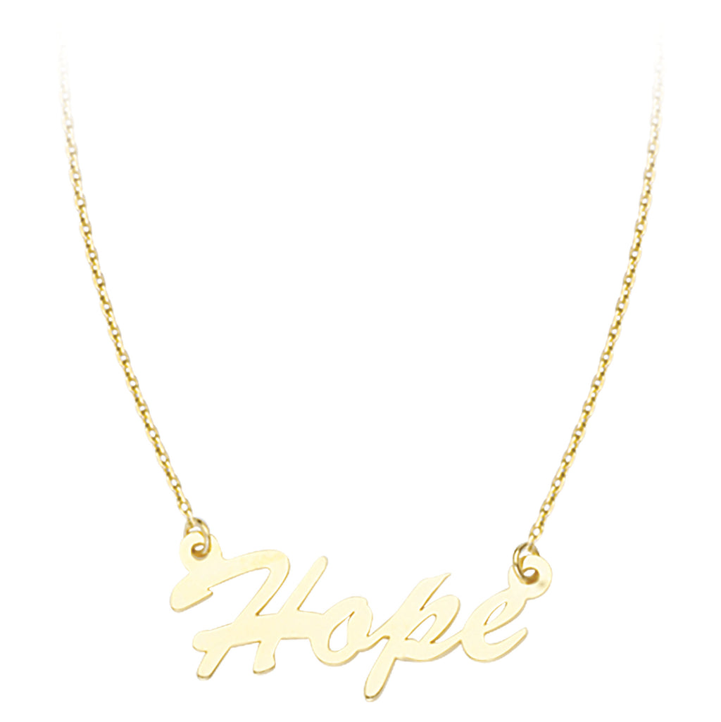 HOPE - adammarcjewels