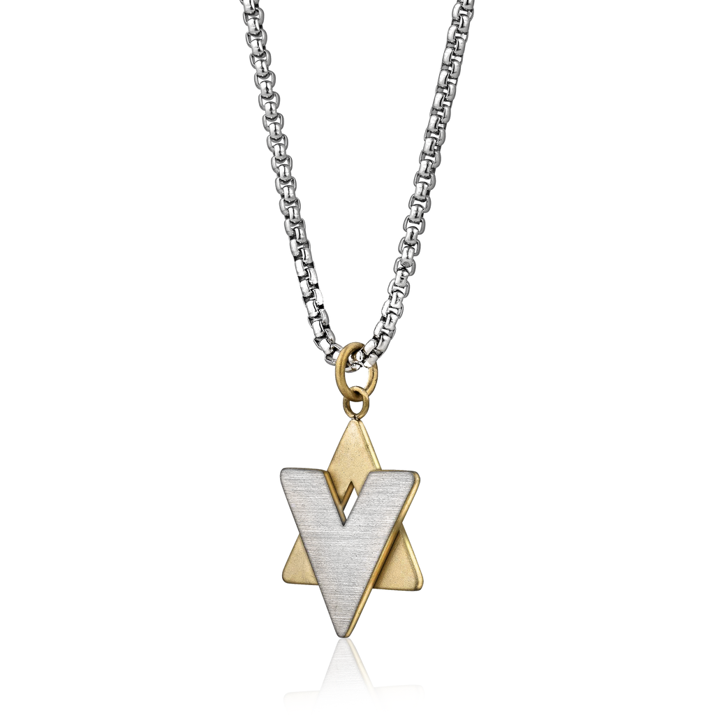 STAR OF DAVID MENS