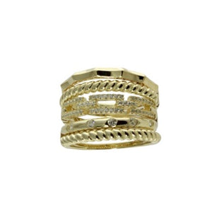 LINK STACKING RINGS