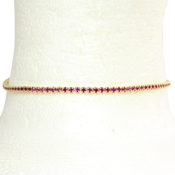 COLOR CHOKER - adammarcjewels