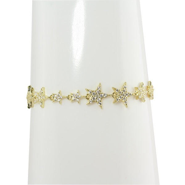 ALL STAR PAVE BRACELET - adammarcjewels