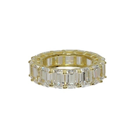 PREMIUM BAGUETTE ETERNITY BAND