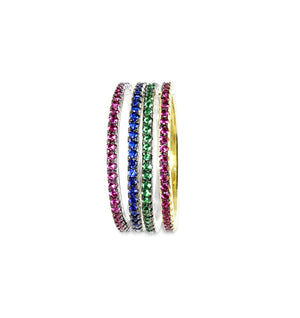 COLOR STACKING BANDS - adammarcjewels