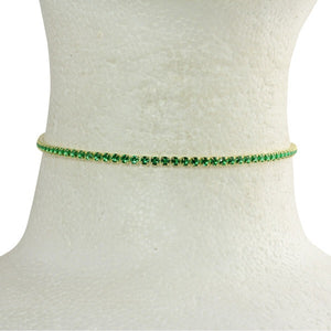 THIN TENNIS CHOKER