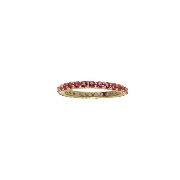 PINK ETERNITY RING