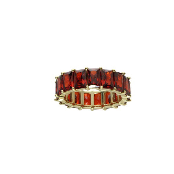 COLOR ETERNITY BANDS - adammarcjewels