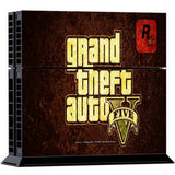 ModFreakz™ Console/Controller Vinyl Skin Set - Car Grand Theft Robbery for PS4 Original
