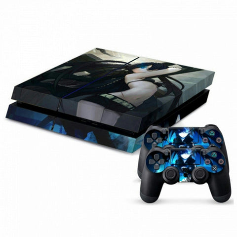 ModFreakz® Console/Controller Vinyl Skin Set - Anime and Manga for PS4 Original - Mod Freakz