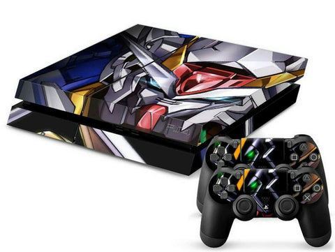 ModFreakz® Console/Controller Vinyl Skin Set - Japanese Fighter for PS4  Original