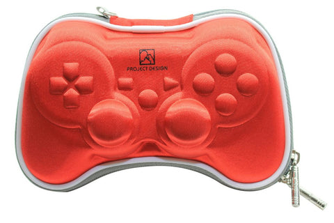 Mod Freakz PS3 Airform Controller Case with Wrist Strap Red - Mod Freakz