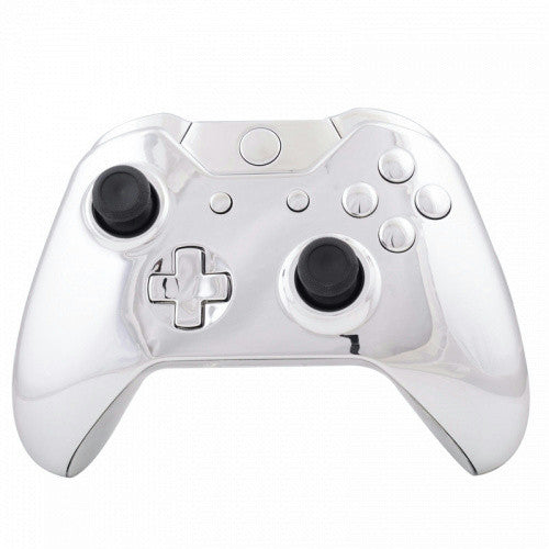 ModFreakz® Shell Kit Chrome Silver For Xbox One Model 1537 Controllers