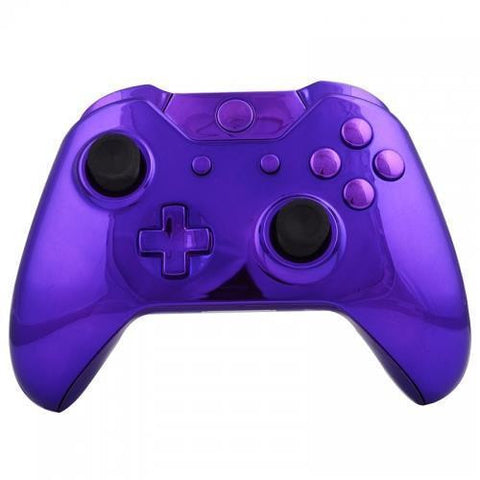 ModFreakz® Shell Kit Chrome Purple For Xbox One Model 1537 Controllers