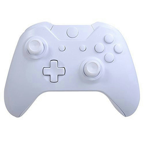 ModFreakz™ Shell/Button Kit Arctic Collection - Arctic Gloss White For Xbox One Model 1697 Controllers