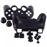 ModFreakz® Shell/button Kit Matte Collection Black (NOT A CONTROLLER, For PS3 Controllers)