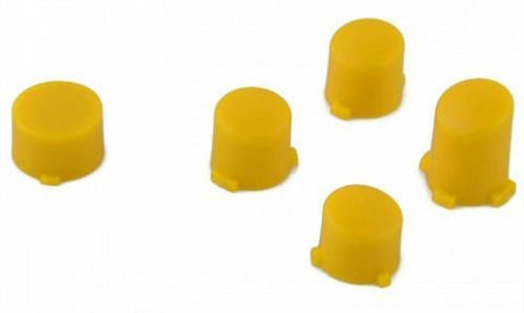 ModFreakz® ABXY Guide Button Set Matte Yellow For Xbox One Controller Models 1537/1697 - Mod Freakz