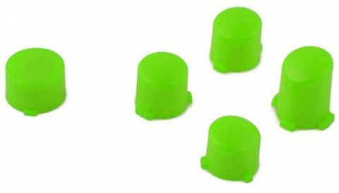 ModFreakz® ABXY Guide Button Set Matte Green For Xbox One Controller Models 1537/1697 - Mod Freakz