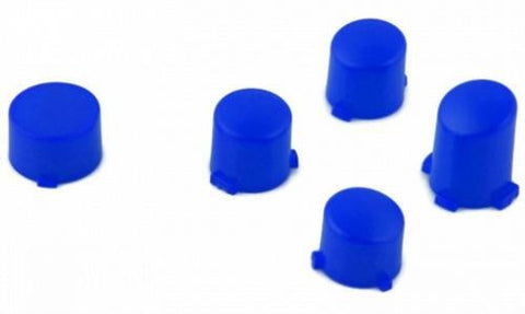 ModFreakz® ABXY Guide Button Set Matte Blue For Xbox One Controller Models 1537/1697 - Mod Freakz
