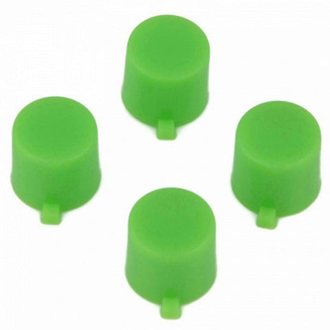 ModFreakz® 4 Button Set Solid Green Fits All PS4/PS3 Controllers - Mod Freakz