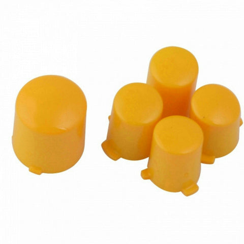 ModFreakz® ABXY/Guide Button Kit Polished Yellow For Xbox 360 Controller - Mod Freakz