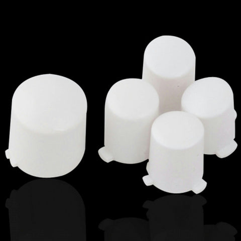 ModFreakz® ABXY/Guide Button Kit Polished White For Xbox 360 Controller - Mod Freakz