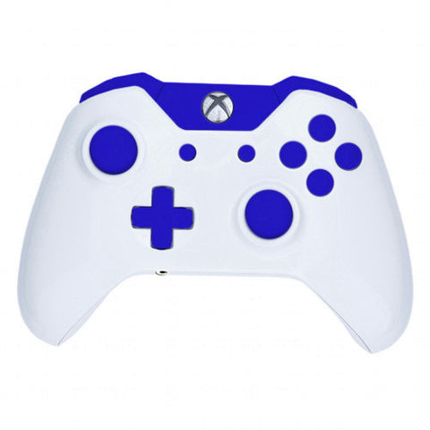 ModFreakz™ Shell/Button Kit Arctic Collection - Arctic Blue For Xbox One Model 1697 Controllers