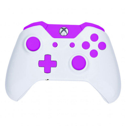 ModFreakz™ Shell/Button Kit Arctic Collection - Arctic Purple For Xbox One Model 1697 Controllers
