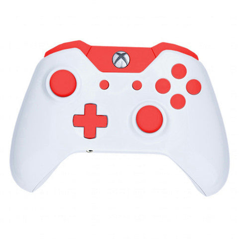 ModFreakz™ Shell/Button Kit Arctic Collection - Arctic Red For Xbox One Model 1697 Controllers