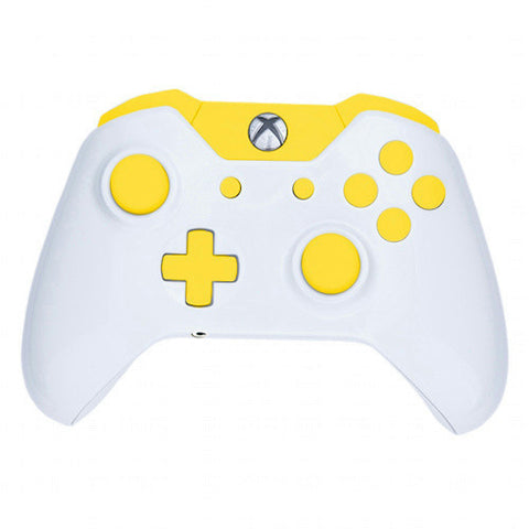 ModFreakz™ Shell/Button Kit Arctic Collection - Arctic Yellow For Xbox One Model 1697 Controllers