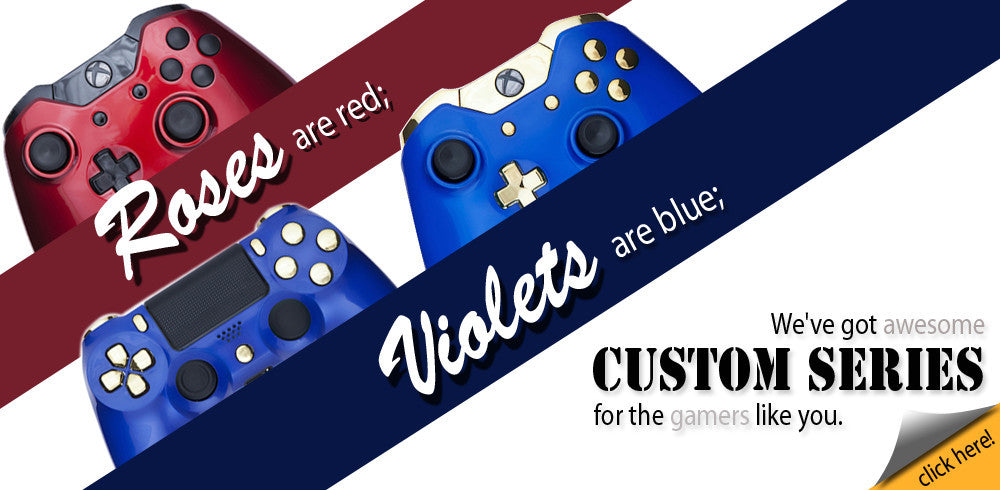 Click here to view our Awesome Custom Series Collection