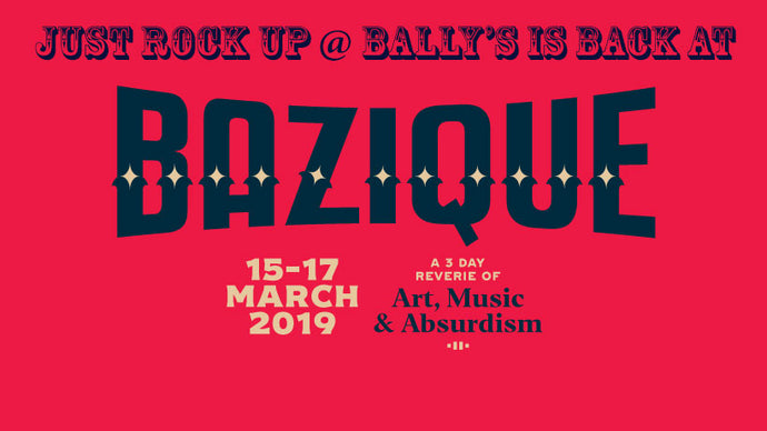 We are back @ Bazique Festival 2019