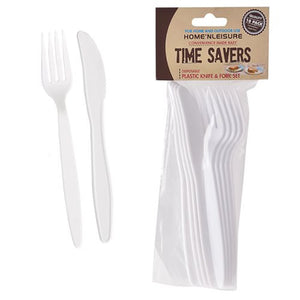 Home n' Leisure Disposable Cutlery Set