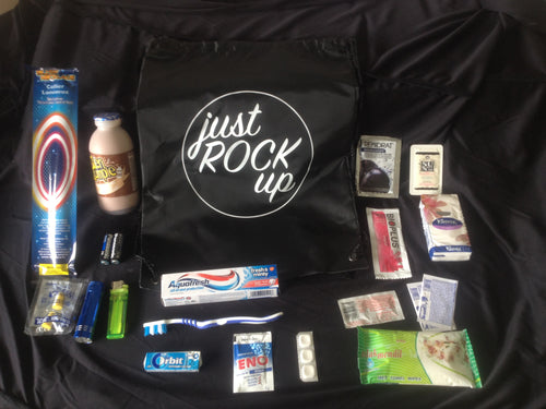 Just Rock Up Festival Essential Pack