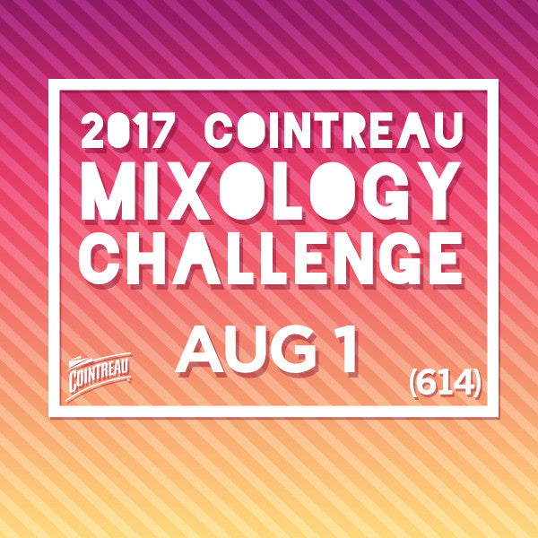 2017 Cointreau Mixology Challenge