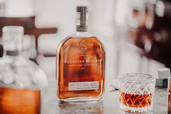 Woodford Reserve Pairing