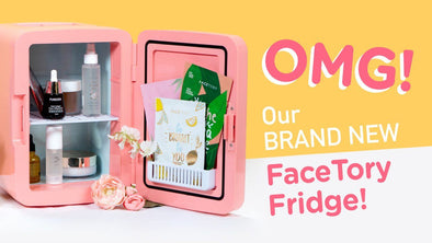 All About Our Facetory Fridge!!