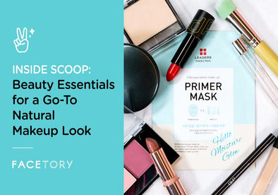 Beauty Essentials for a Go-To Natural Makeup Look 👛💄