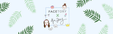 FaceTory x Aja Dang Collaboration