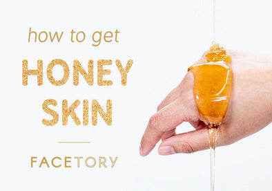 How to Get Honey Skin