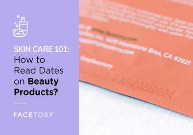 How to Read Dates on Beauty Products