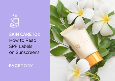 How to Read SPF Labels on Sunscreens