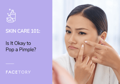 Is It Okay to Pop a Pimple?