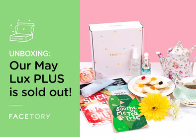 Our May Lux Plus is Officially Sold Out! 🎉