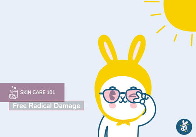 Skincare 101: Free Radical Damage