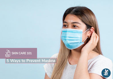 Skincare 101: How to Prevent Maskne