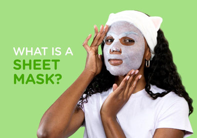 What is a Sheet Mask? 🤔